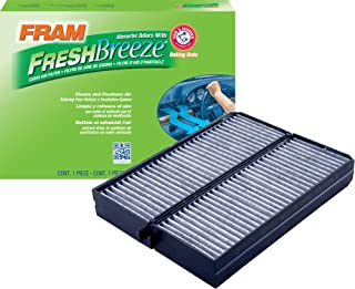 FRAM CF11171 Fresh Breeze Cabin Air Filter with Arm & Hammer