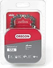 Oregon S54 AdvanceCut 16-Inch Semi Chisel Chainsaw Chain Fits McCulloch