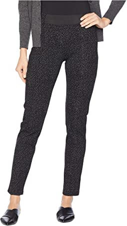 Baby Cheetah Pull-On Ponte Pants