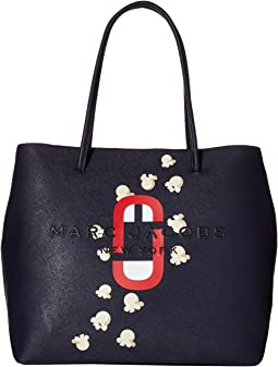 Marc Jacobs - Logo Shopper Popcorn Scream East/West Tote