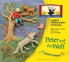 peter and the wolf ballet music