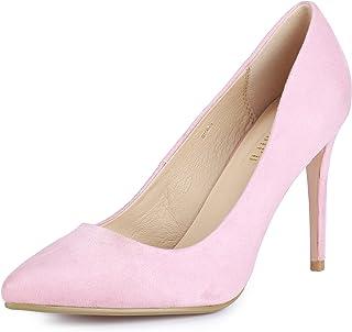 8c481441f25 IDIFU Women s IN4 Classic Pointed Toe Stiletto High Heel Dress Pump