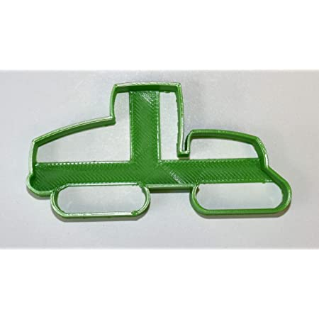 """TRACTOR TRUCK Farming Cookie Cutter 4.25/"""" Biscuit Pastry Fondant Baking Tools"""