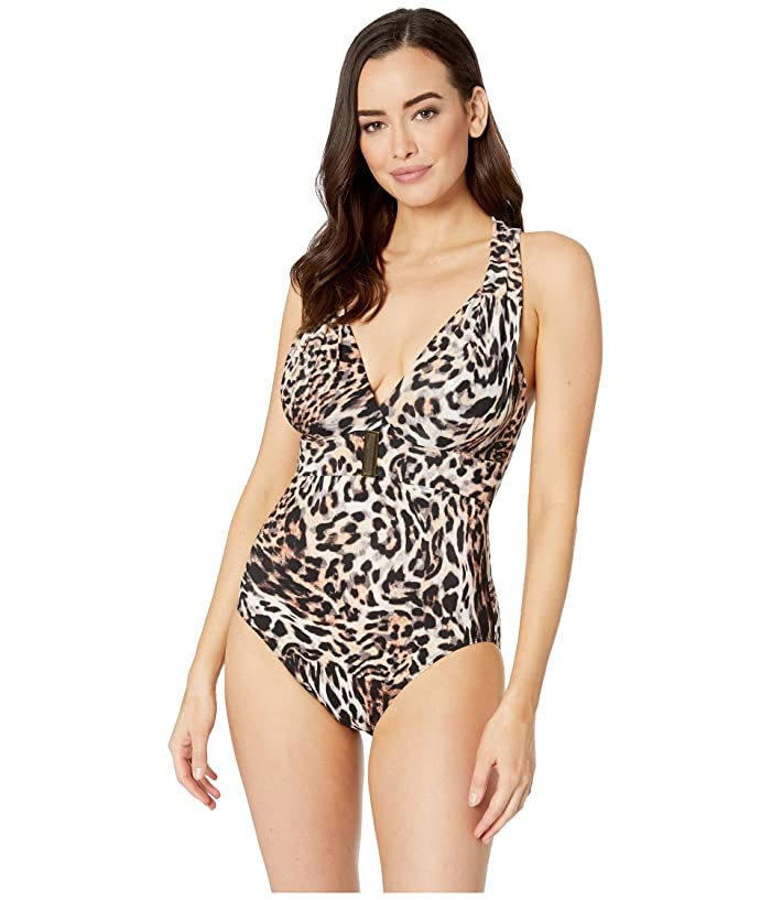 ed4576a4c6 Miraclesuit Sublime Feline Rockstar One-Piece at 6pm
