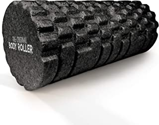 The Original Body Roller - High Density Foam Roller Massager for Deep Tissue Massage of The Back and Leg Muscles - Self My...