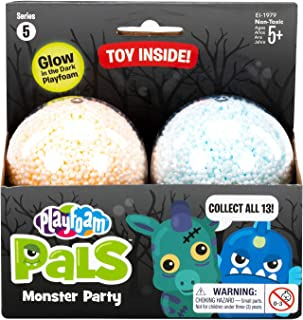 Educational Insights Playfoam Pals Monster Party 2-Pack, Fidget, Sensory Toy, Ages 3+