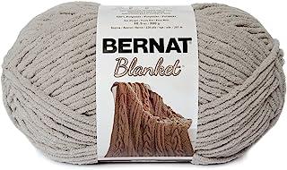 Bernat Blanket Yarn, 10.5 oz, Pale Grey, 1 Ball