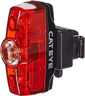 CAT EYE - Rapid Mini Rear Rechargeable LED Bike Safety Tail Light, 25 Lumens
