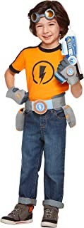 Spirit Halloween Toddler Rusty Rivets Costume - Rusty Rivets