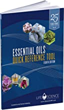 Essential Oils Quick Reference Tool 8th Edition (2019) Full-Color