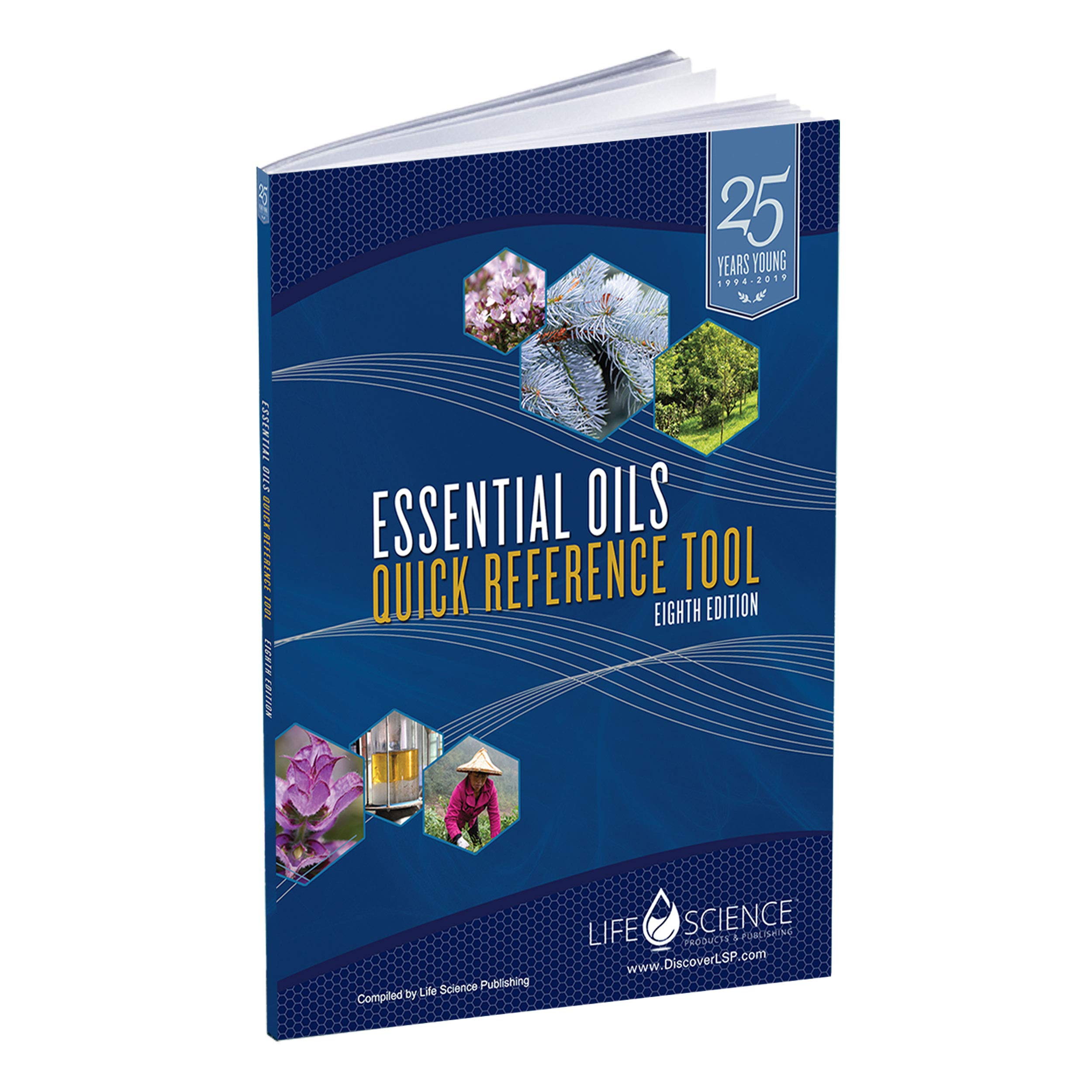 Essential Oils Quick Reference Full Color