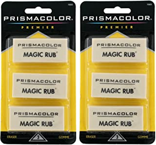 Sanford Prismacolor Magic Rub Eraser (SAN70503),2 Pack