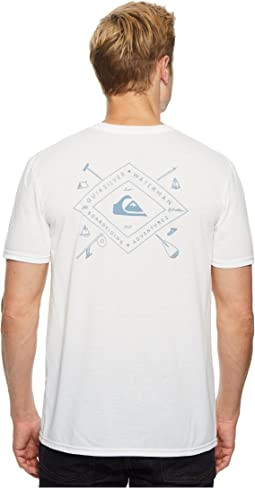 Quiksilver Waterman Sandhill Peaks Technical Tee