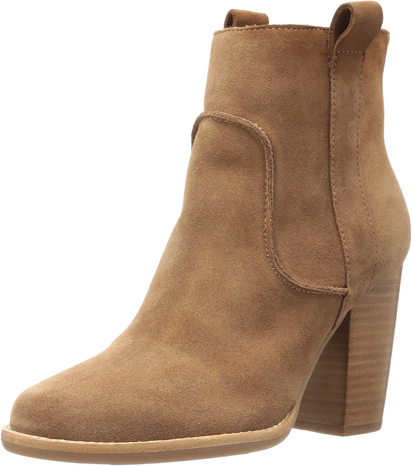French Connection Womens Avabba Ankle Bootie