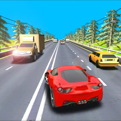 Highway Car Racing Game - Super fast racing game 2020 best traffic car game multiplayer support fun game