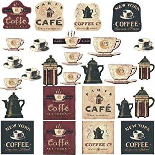 coffee shop decor for kitchen