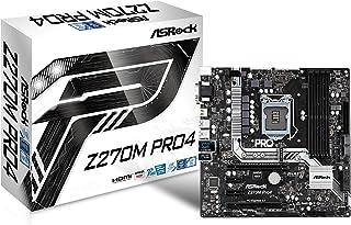 ASRock Intel Z270チップセット搭載 Micro ATXマザーボード Z270M Pro4