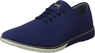 Muroexe Atom Eternal Blue, Zapatos de Cordones Derby Unisex Adulto