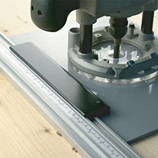 WoodRiver Clamp Guide Universal Base for Routers and Circular Saws