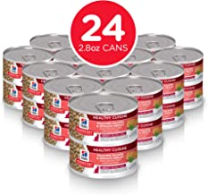 Hill's Science Diet Wet Cat Food, Adult, Healthy Cuisine for Healthy Weight & Weight Management, 2.8 oz Cans, 24 Pack