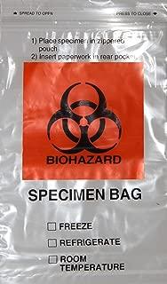 Sponix BioRx Specimen Plastic Bag 6