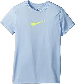Nike Kids Legend S/S Top (Little Kids/Big Kids)