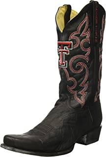 NCAA Texas Tech Red Raiders Men's Board Room Style Boots