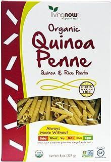 Now Foods, Pasta de Quinoa y Arroz Estilo Penne Organica 227