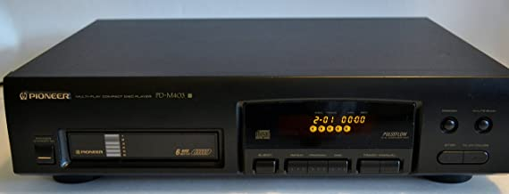 Best pioneer multi compact disc player Reviews