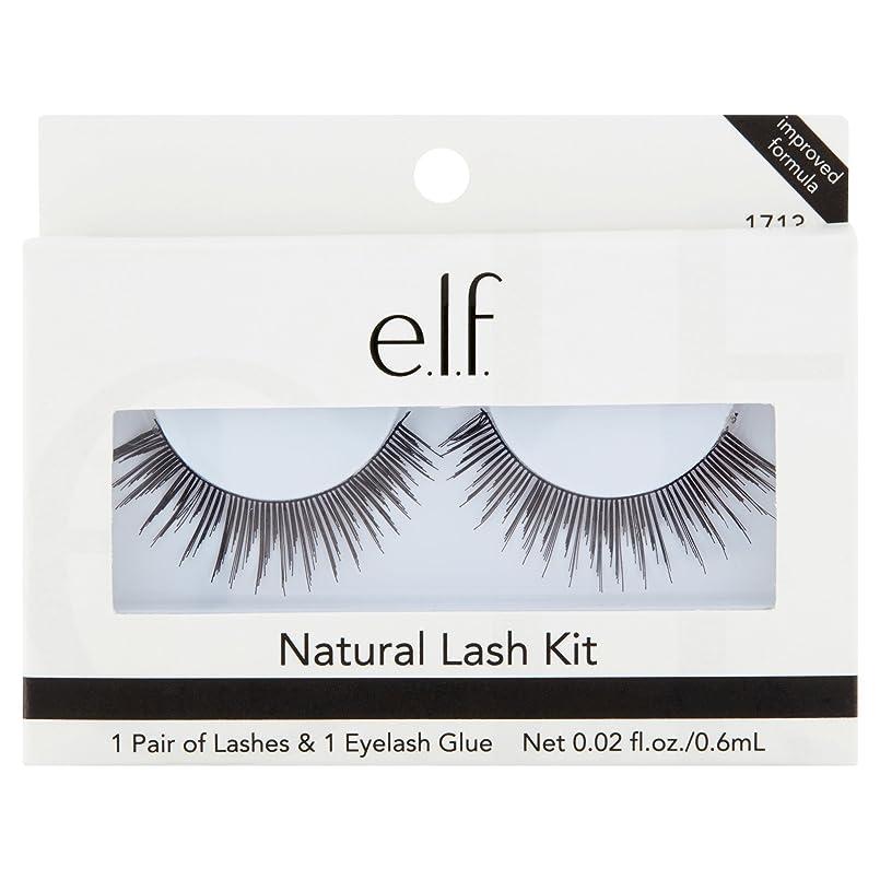 アジア収束する熱e.l.f. Essential Natural Lash Kit - Black (並行輸入品)