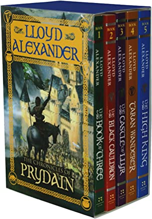 The Chronicles of Prydain (English Edition)