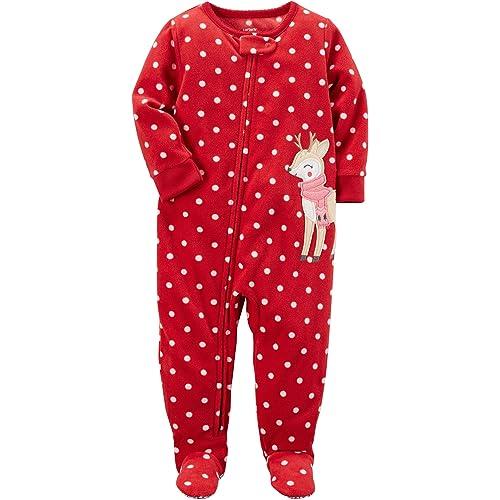 f55898a5ce25 Carter s Reindeer Pajamas  Amazon.com