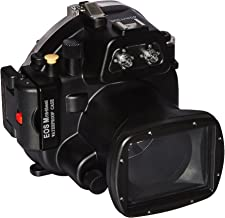 Polaroid SLR Dive Rated Waterproof Underwater Housing Case For The Canon EOS M Camera with a 18-55mm Lens