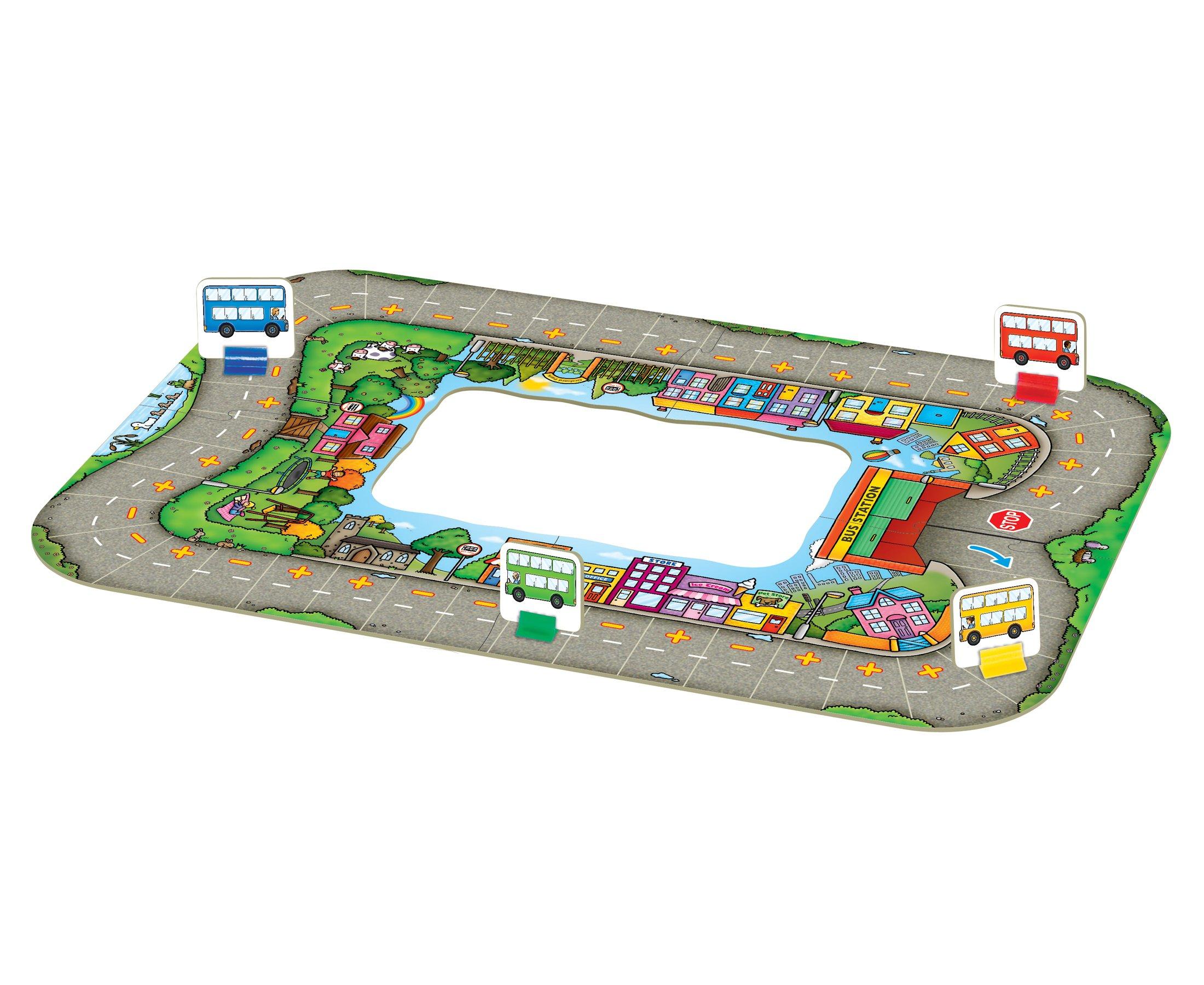 Orchard_Toys - Bus Stop, juego de mesa infantil: Orchard Toys: Amazon.es: Juguetes y juegos