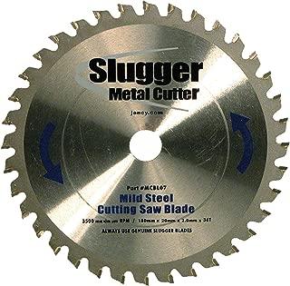 Jancy Slugger MCBL07 Mild Steel Cutting Saw Blade, 7