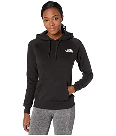 The North Face Red Box Pullover Hoodie (TNF Black/TNF Red) Women
