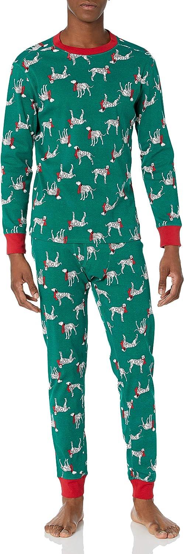 Amazon Essentials Men's Pajama Dealing full price reduction Set Knit mart