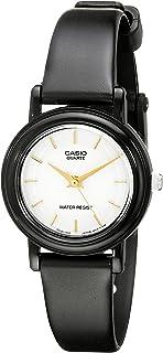 CASIO 女式经典圆形指针式手表