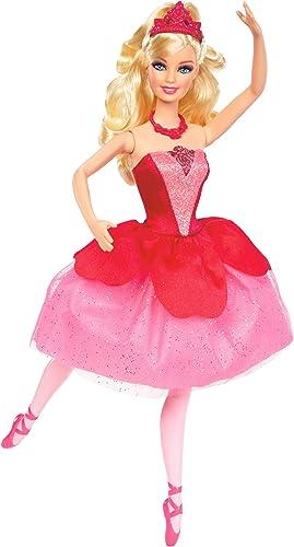Barbie Poupée dans Les Chaussures Roses - Ballerine Kristyn