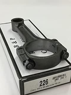 Powdered Metal Vortec Connecting Rod compatible with 1996-2003 GM 5.0L 305 & 5.7L 350