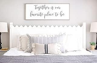 Best master bedroom art above bed Reviews