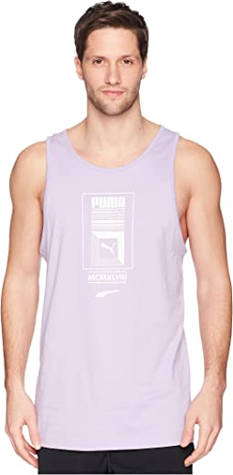 Logo Tower Tank Top