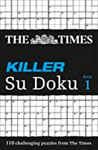 The Times Killer Su Doku Book 1: 110 Challenging Puzzles from the Times