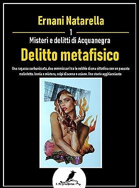 Delitto metafisico: Prima indagine della serie: Misteri e delitti di Acquanegra (Italian Edition)