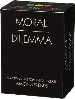 moral dilemma card game
