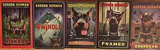Swindle Hardcover Series by Gordon Korman 5 Book Set