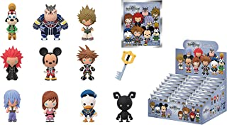 Disney Kingdom Hearts Collectible Blind Bags Key Chain