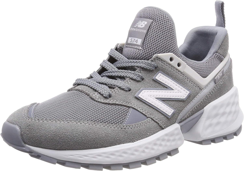 Amazon.com | New Balance 574S Suede/mesh Grey | Shoes