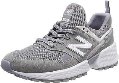 Amazon.com   New Balance 574S Suede/mesh Grey   Shoes