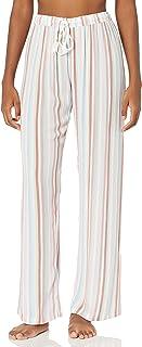 PJ Salvage Women's Loungewear Saturday Morning Stripe Pant